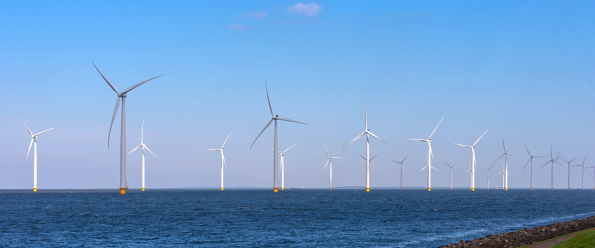 Offshore windturbines | Orga