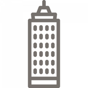 High rise structures icon | Orga