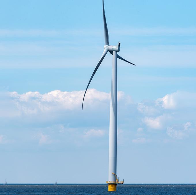 Windturbine | Orga