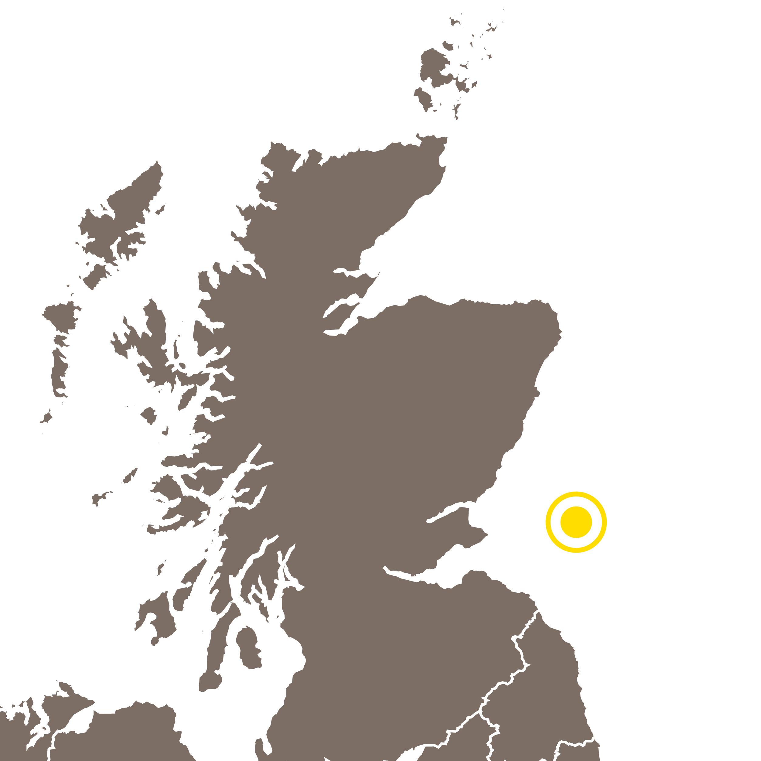Culzean map