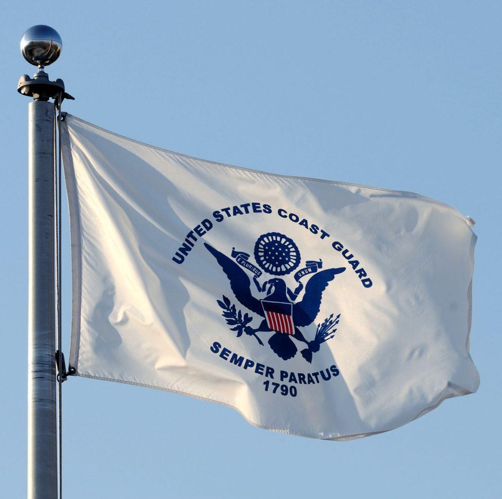USCG flag | Orga