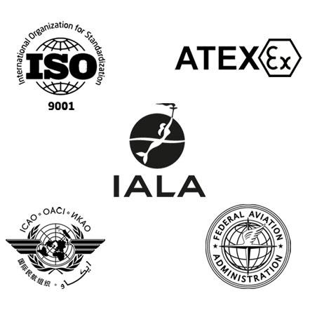 ISO 9001 | AtexEx | ICAO | FAA | Orga