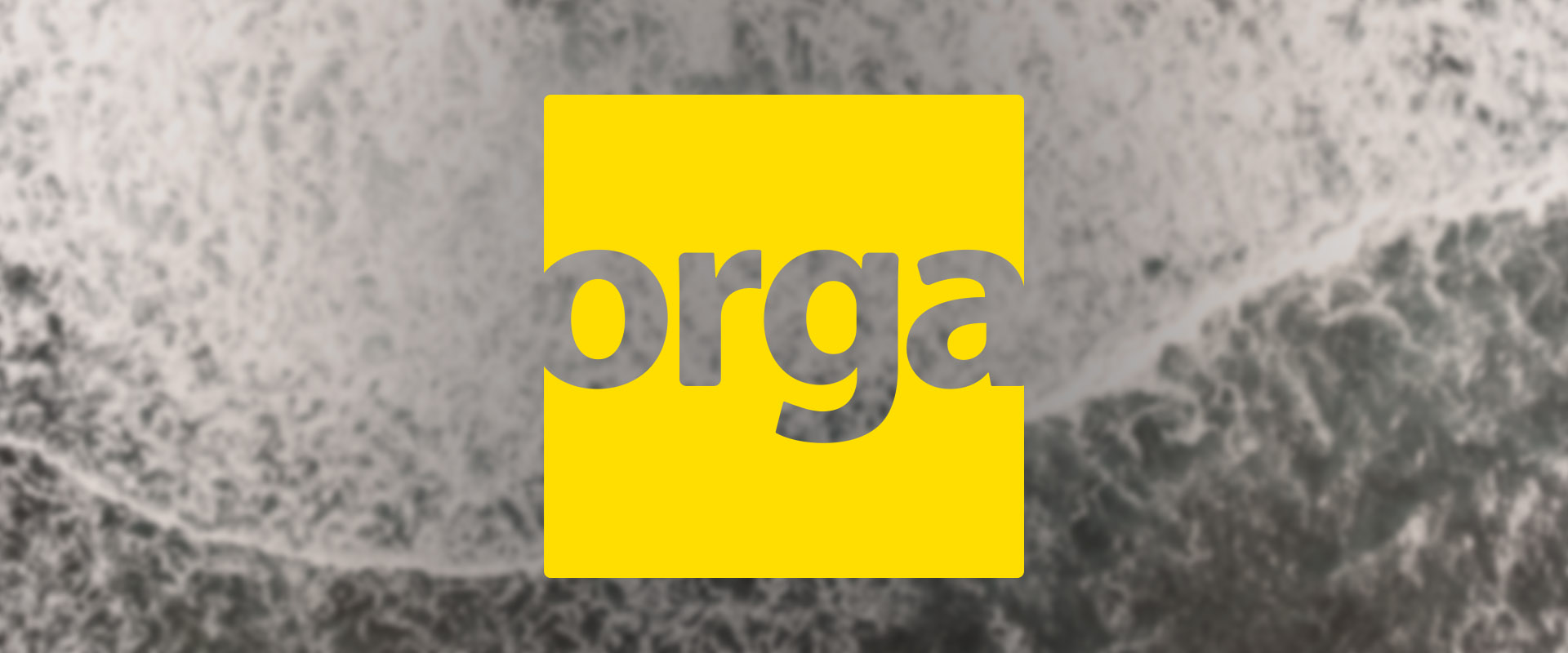 News banner release website | Orga