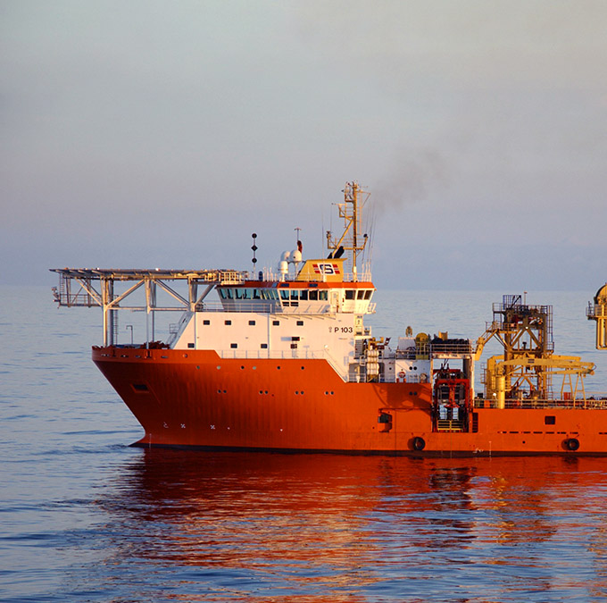 Support vessel | Orga