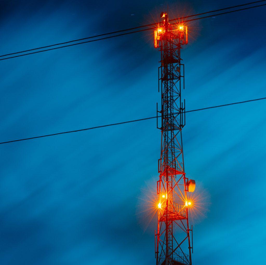 Towerlights | Orga