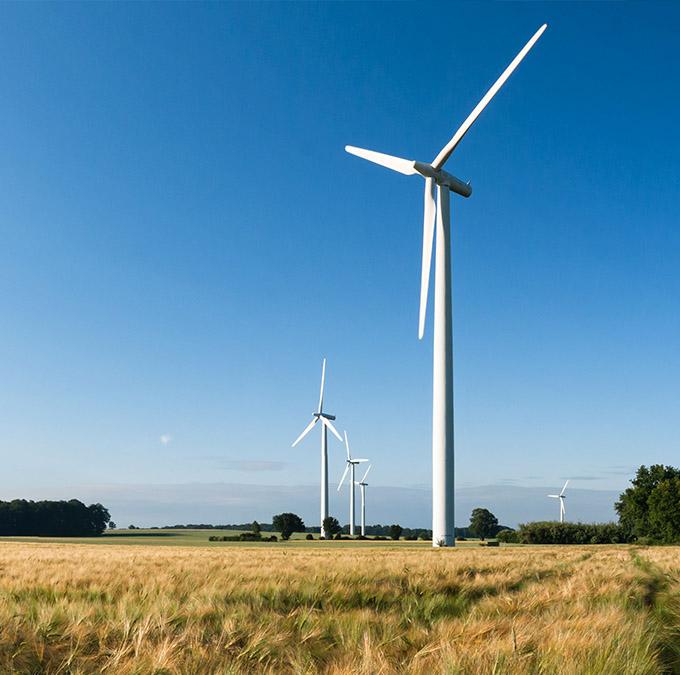 Windturbines | Orga