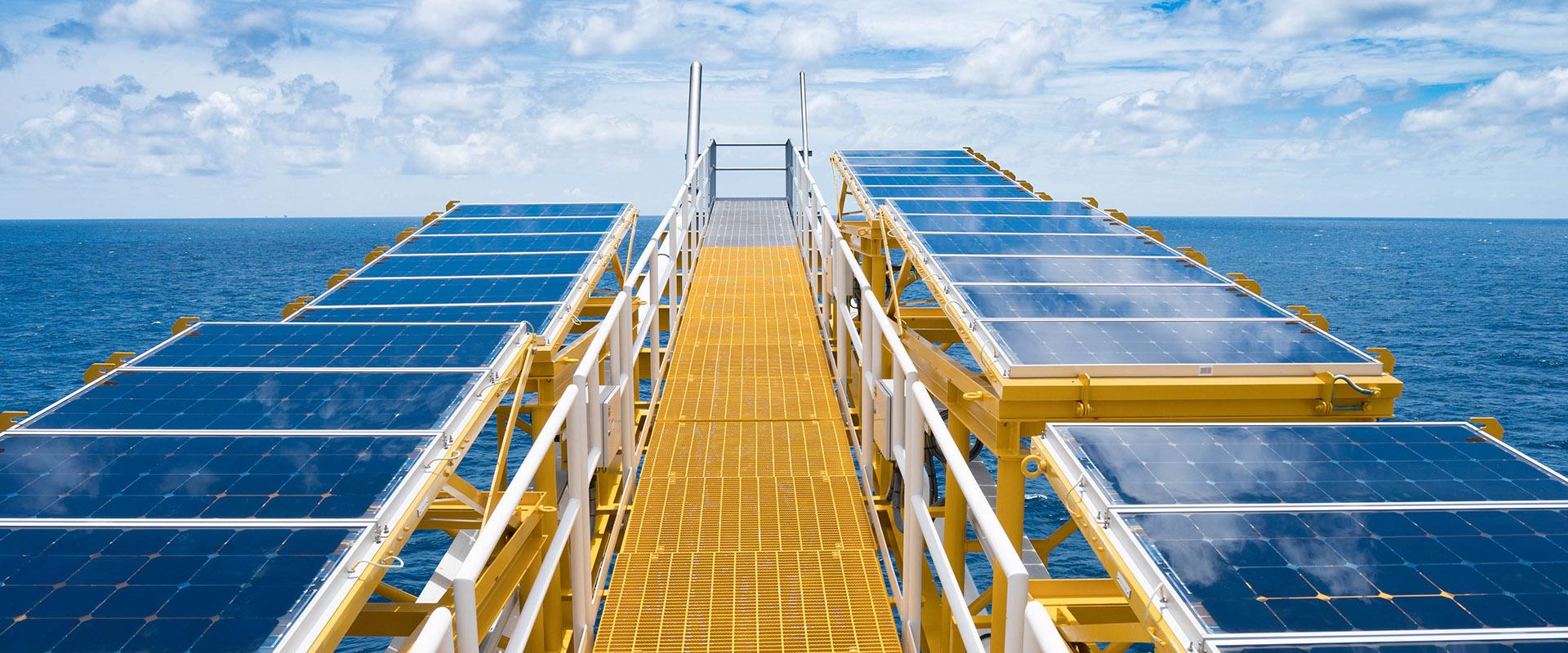 Solar panels | Orga