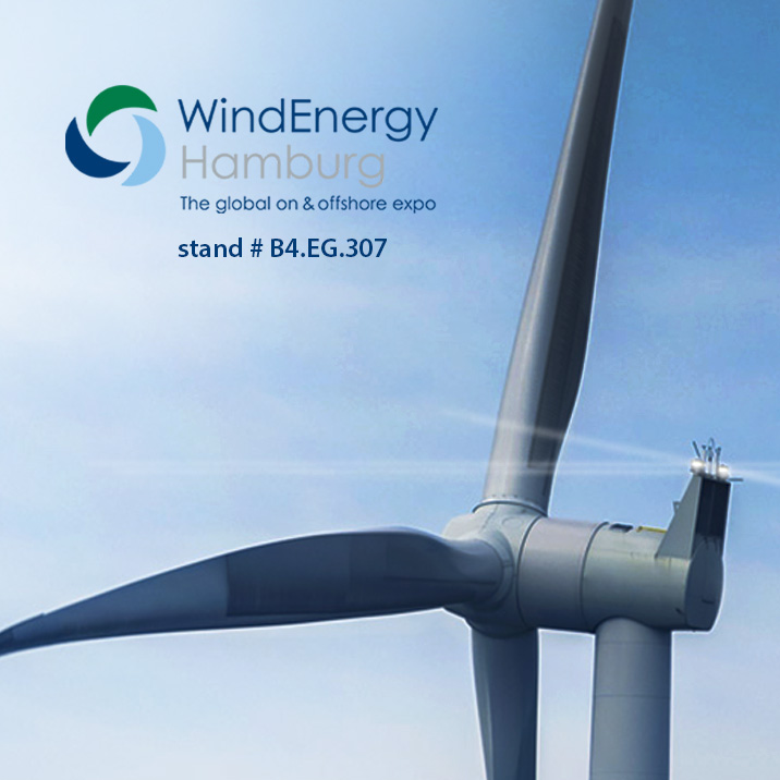 Orga visits Wind Energy Hamburg