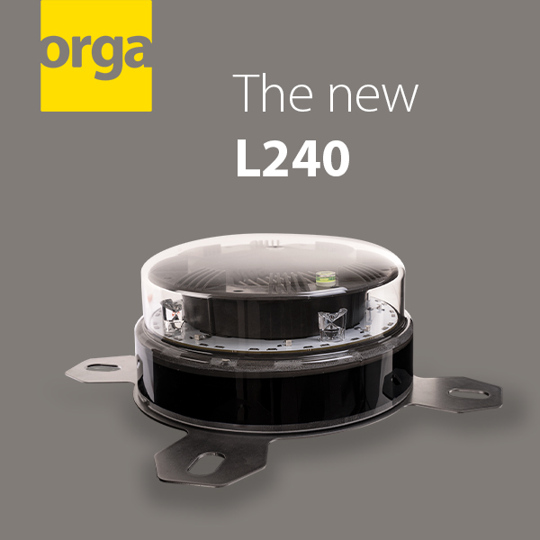 The new L240 | Orga
