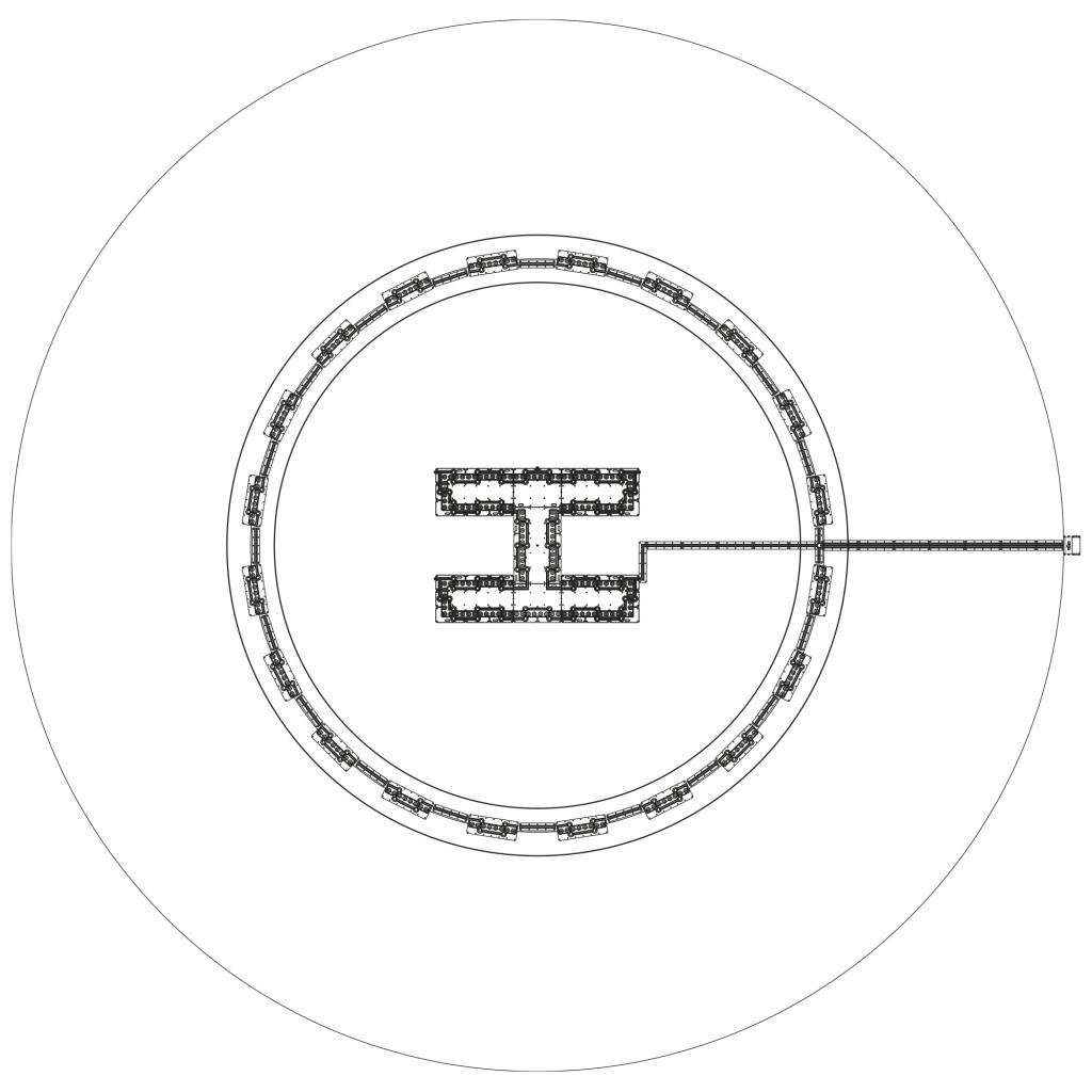 circle-h drawing