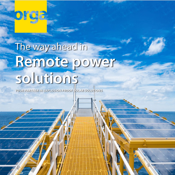 Remote power solutions product brochure