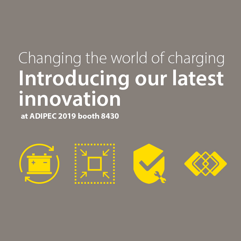Changing the world of charging | Orga